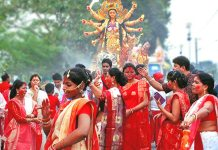 "Durga Puja And The Myth Of Worshipping ""Nari Shakti"""