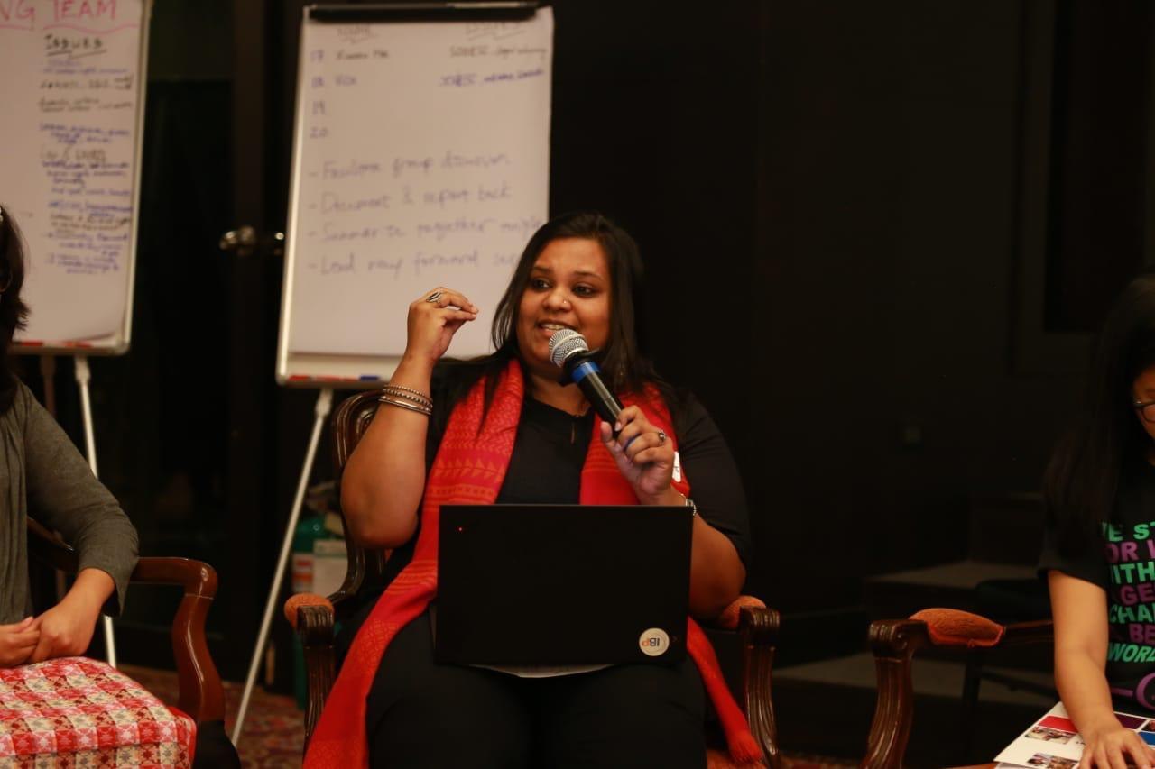 The Young Feminists Forum 2019: The Chapter On Dalit Women