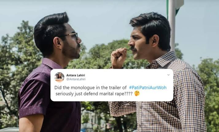 Pati Patni Aur Woh: Bollywood Should Stop Making Rape Jokes Already