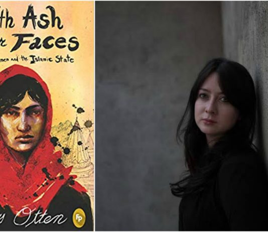 Book Review: With Ash On Their Faces By Cathy Otten
