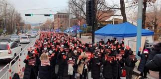K-Pop Suicides Sparks South Korean Women's Protest Against Femicide