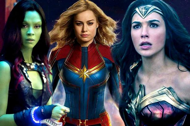 From Catsuits to Captains – The Evolution Of Women In 'Superhero' Films