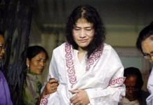 Irom Sharmila fought for what she believed in, and her fight and forms of resistance changed after the hunger strike ended. Her fight began with resistance against AFSPA.