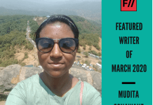 Meet Mudita Sonawane – FII's Featured Writer Of March 2020