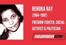 Renuka Ray: Politician, Activist, And Constituent Assembly Member | #IndianWomenInHistory