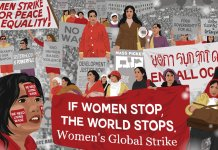 Call For A Women's Global Strike On March 8, 2020: When Women Stop, The World Stops