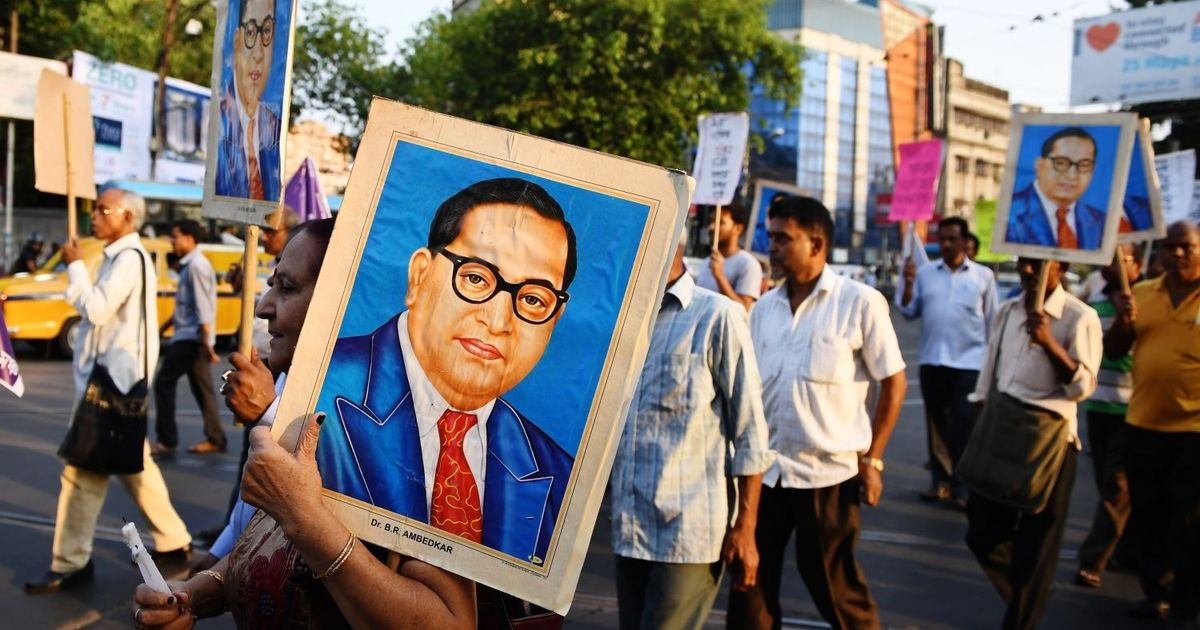 Dr. Ambedkar & The History Of His Resistance Against The Hindu Right Wing