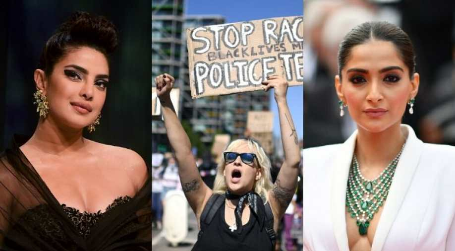 #BlackLivesMatter And The Shameless Hypocrisy Of Bollywood