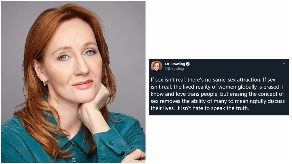 No, J.K. Rowling, Ciswomen Should Not Play Gatekeepers To Transwomen