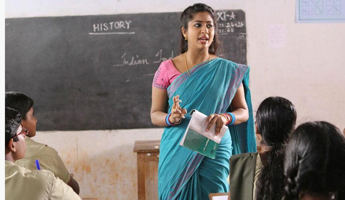 "Sexualising & Policing Women—Kerala's ""Blue-Saree Teacher"" Case"