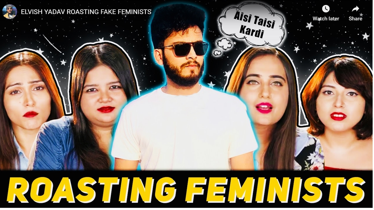 #NotAllMen, 'Woman Card', Feminazi – How Social Media Dismisses Feminism