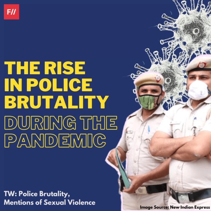 The Rise in Police Brutality During the Covid-19 Pandemic