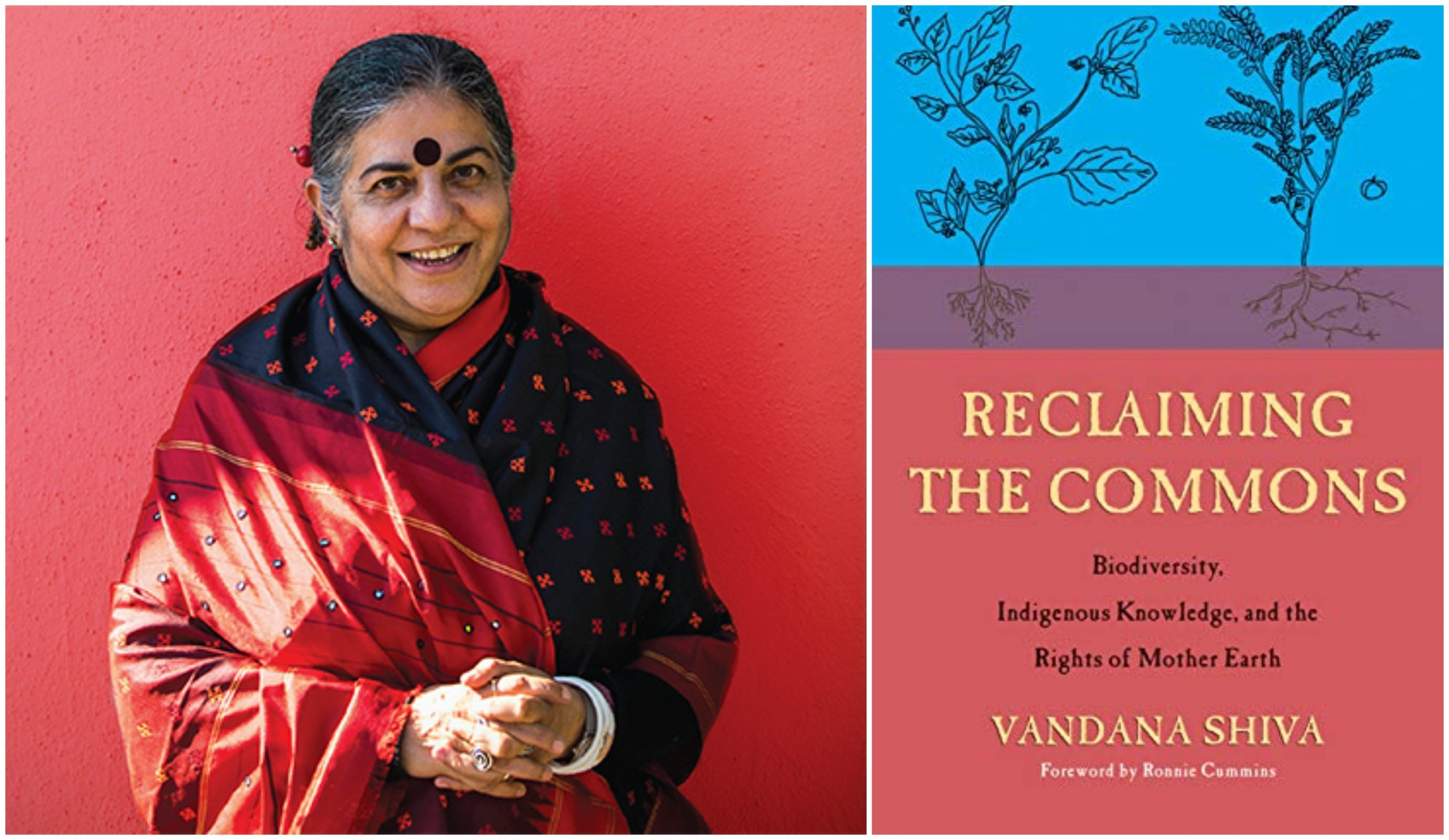 Book Review: Reclaiming The Commons By Vandana Shiva