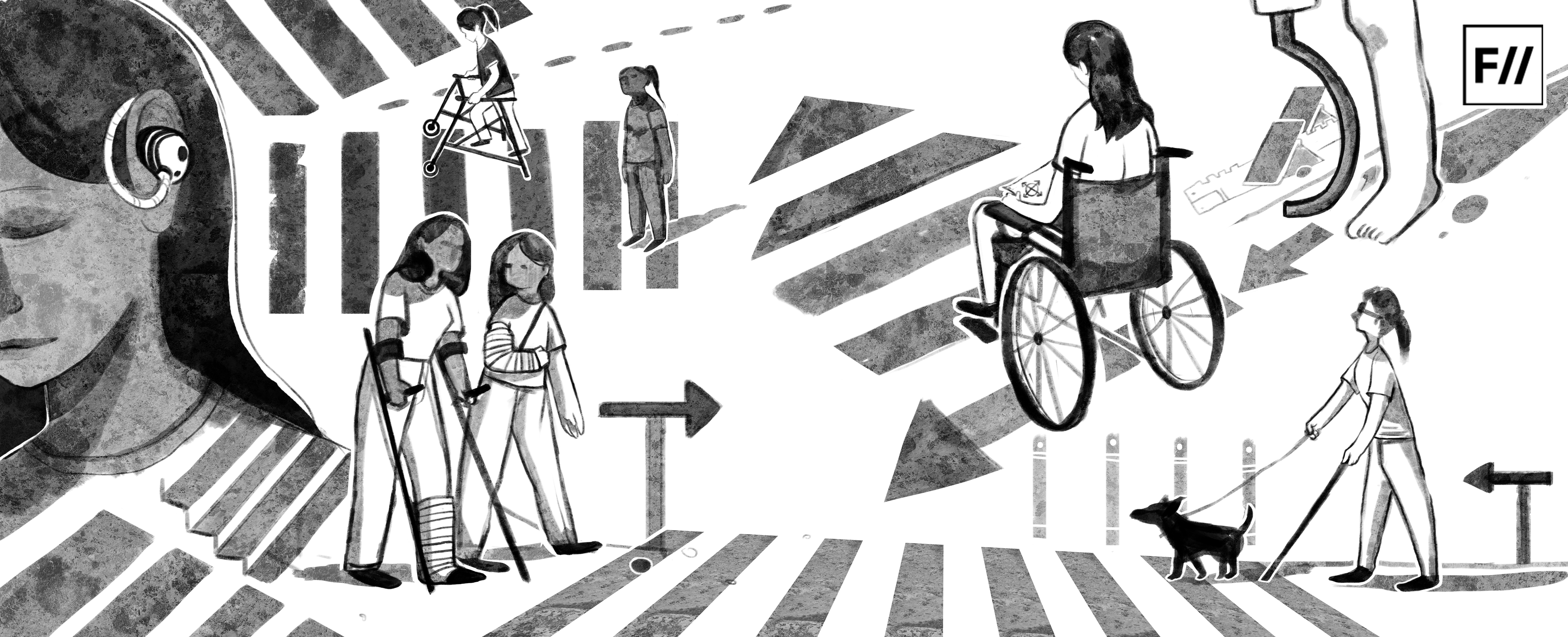 Queer & Disabled — A Quest For Inclusion In Ablest-Queer & Homophobic-Disabled Communities