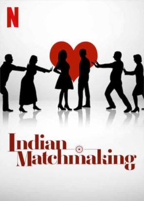 Indian Matchmaking promotional poster