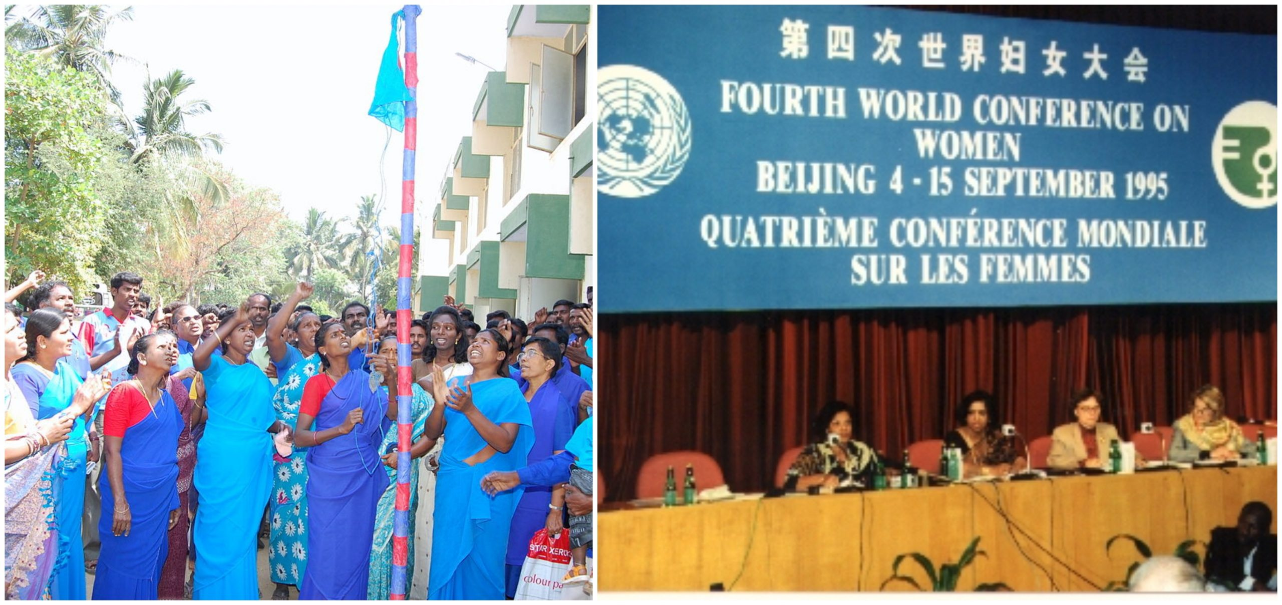 What Significance Did The 1995 Beijing Conference Hold For Dalit Women's Movement?