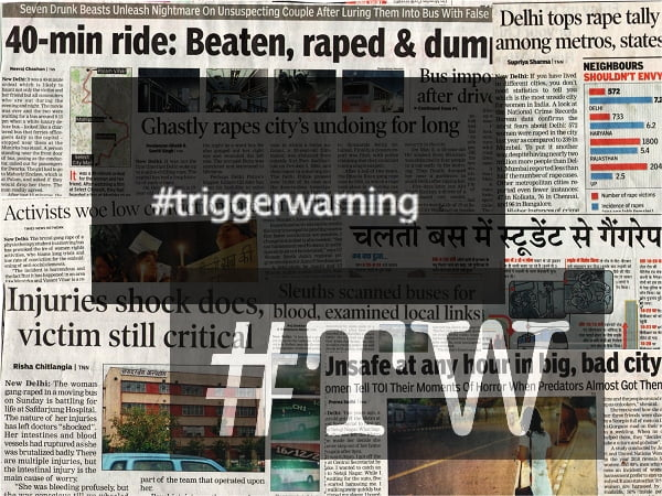 Why Do We Need Trigger Warnings Before Reporting Violence, Rape And Trauma?