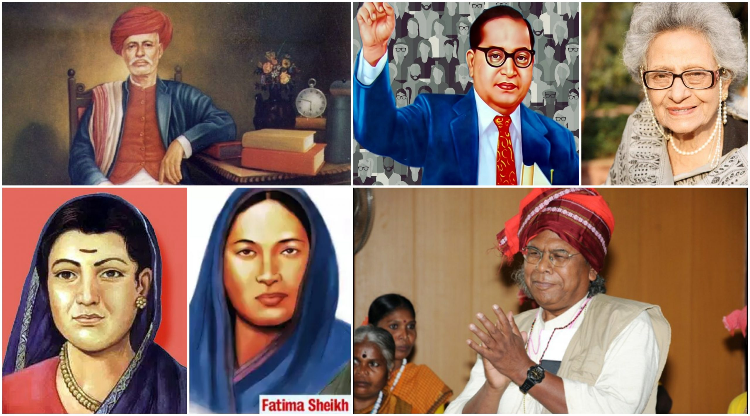 On Teacher's Day, Let Us Remember These 5 Educationists From Marginalised Communities In India