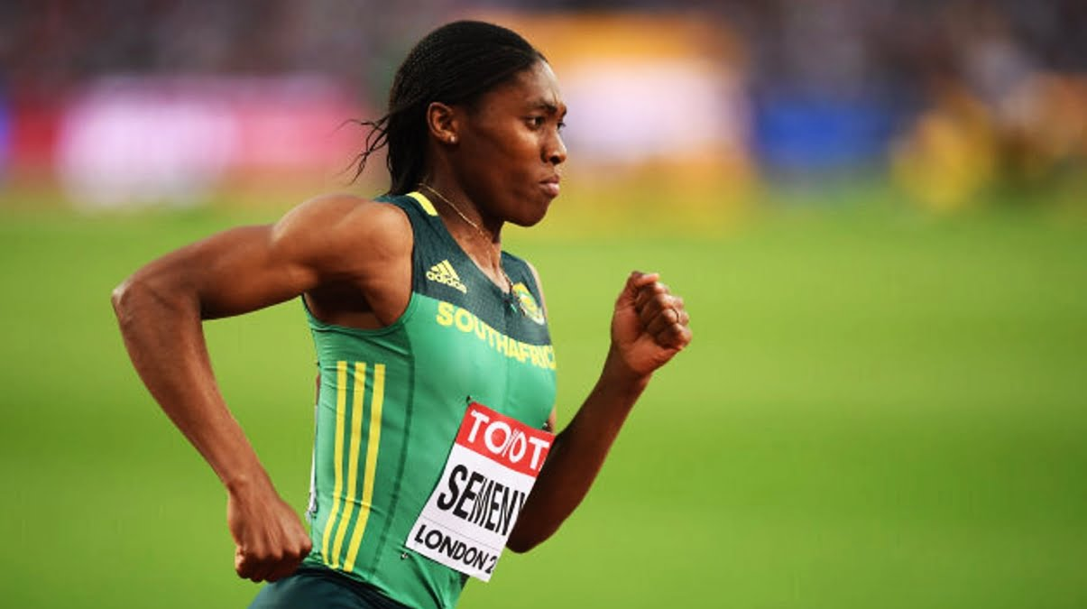 Caster Semenya Case: The Bias Against Women's 'Manly' Bodies In Sports |  Feminism In India