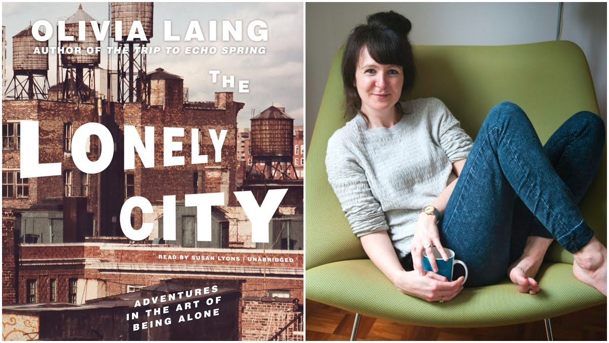 Book Review: The Lonely City By Olivia Laing