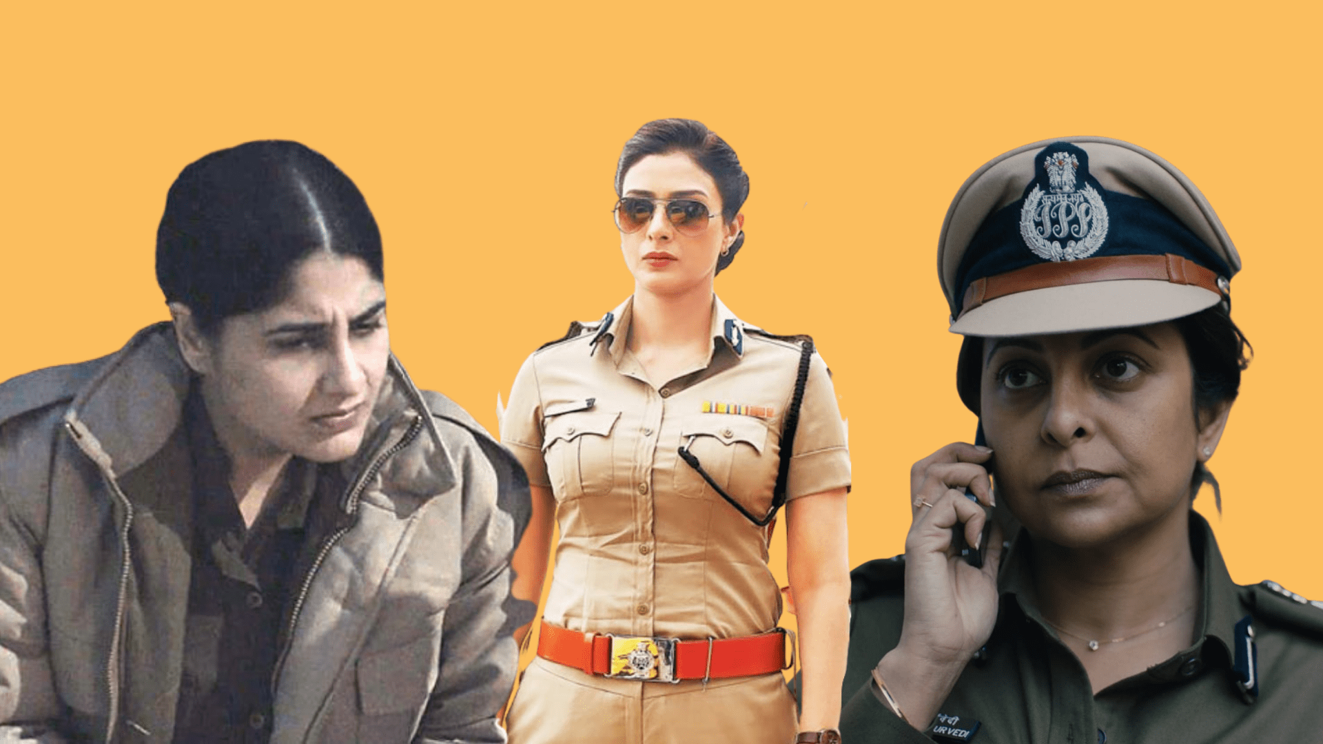 'Madam-Sir' – The Women Superiors In The Indian Police Force