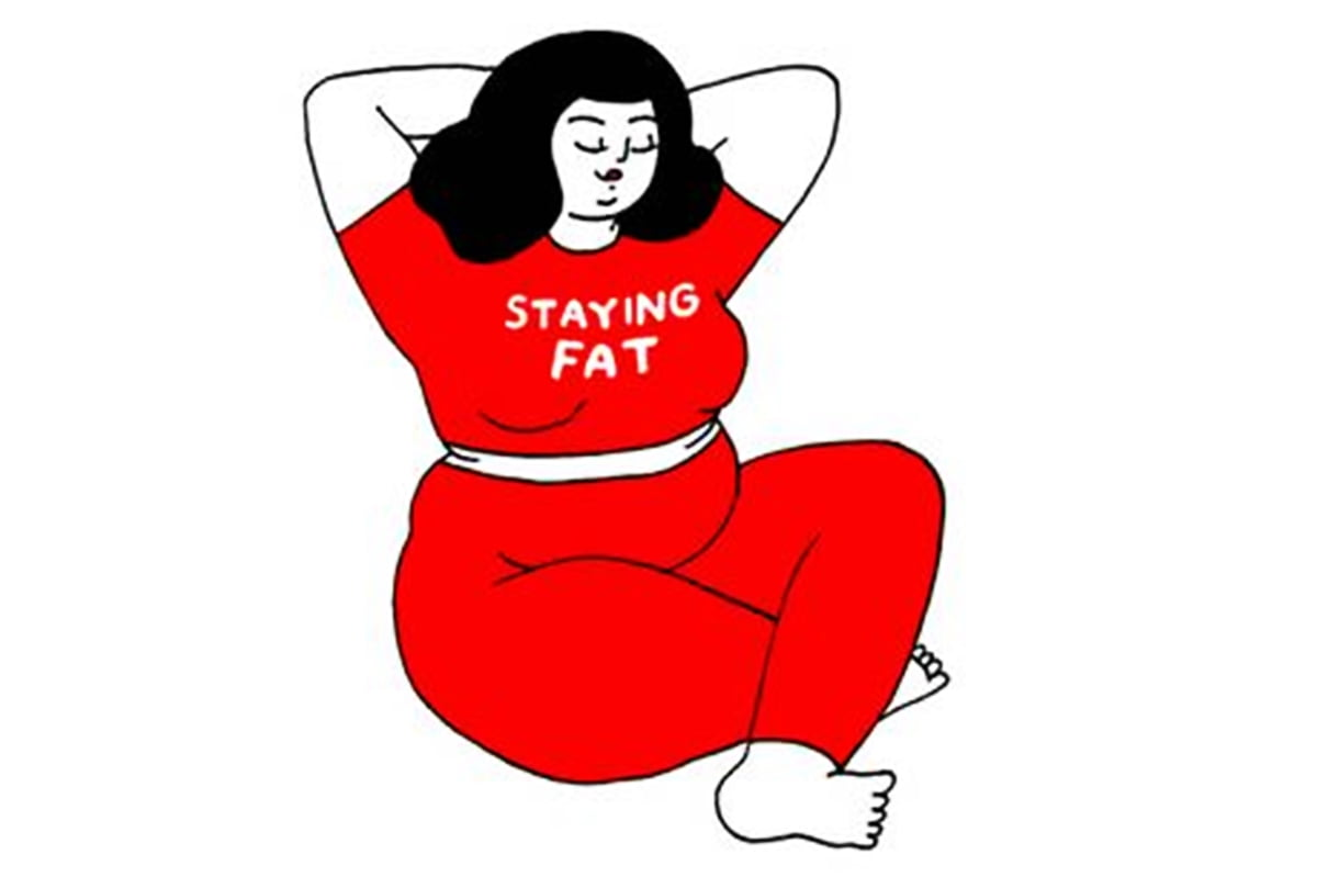 Fat Shaming: Why I Stopped Running