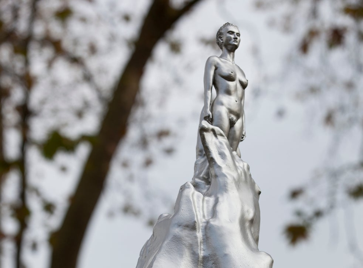 Mary Wollstonecraft's Statue & The Gaze Politics Around Naked Cis Female Bodies