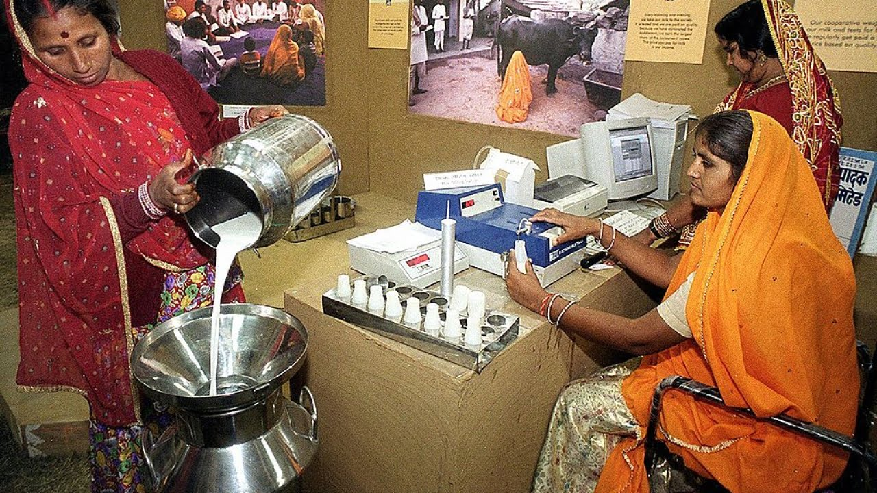 Maval Dairy: An All Women-Run Initiative Is Struggling To Survive After COVID-19 Hit