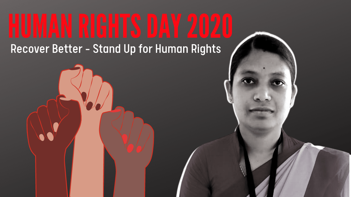 In Conversation With Anita Mohanty: Talking About The Sanitation Workforce On Human Rights Day 2020