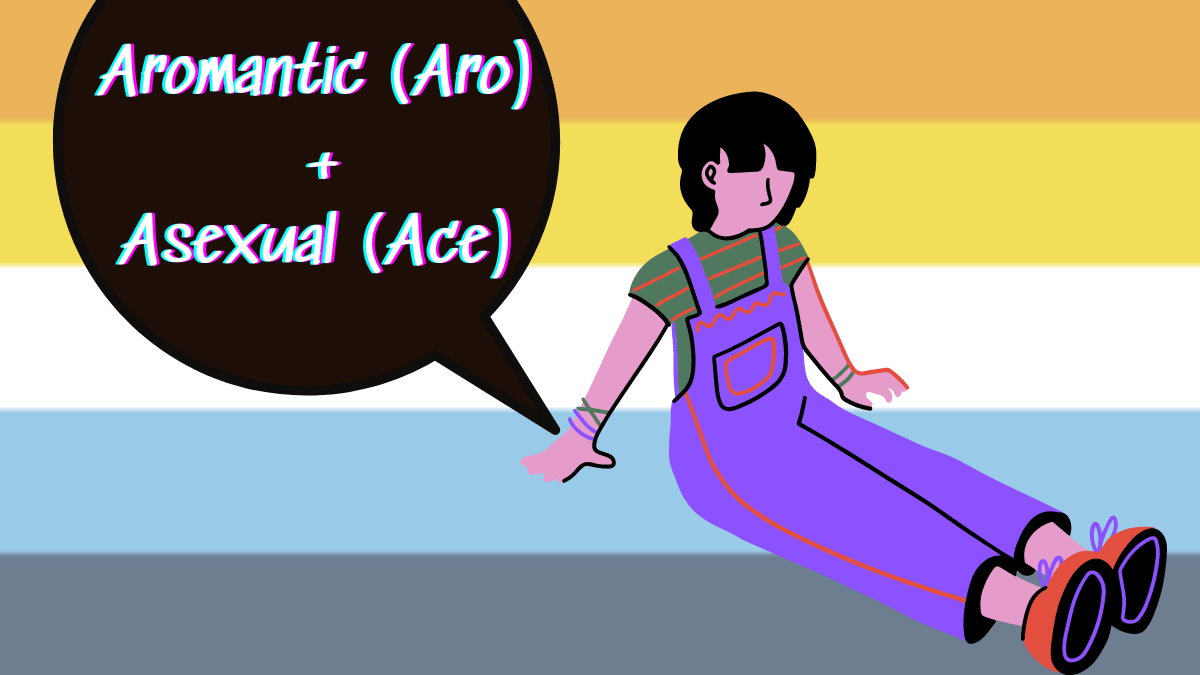 Experiencing Love As An Aromantic Asexual (Aroace) Person