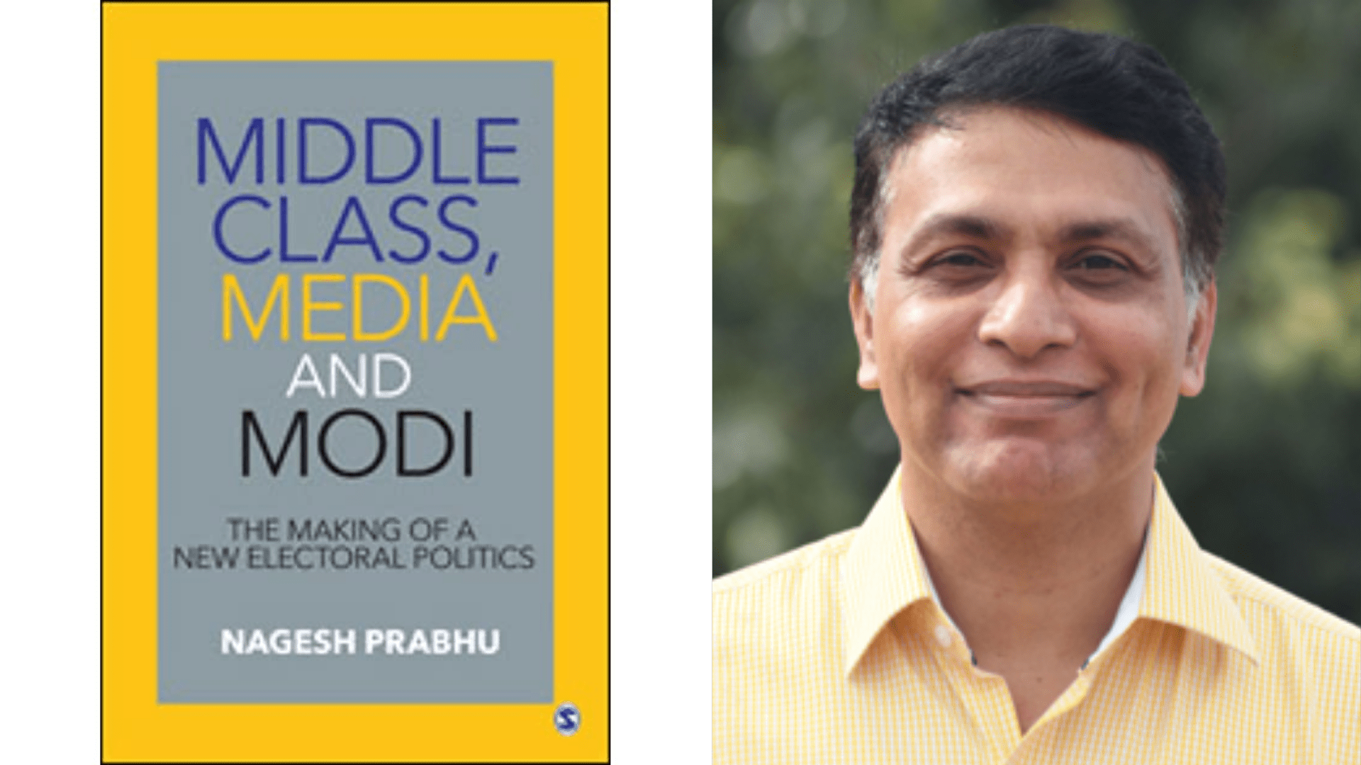 Book Review: Middle Class, Media And Modi By Nagesh Prabhu