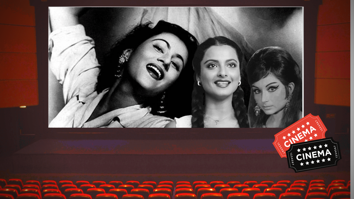Cinema's Gaze On Women: Representing Women On The Silver Screen
