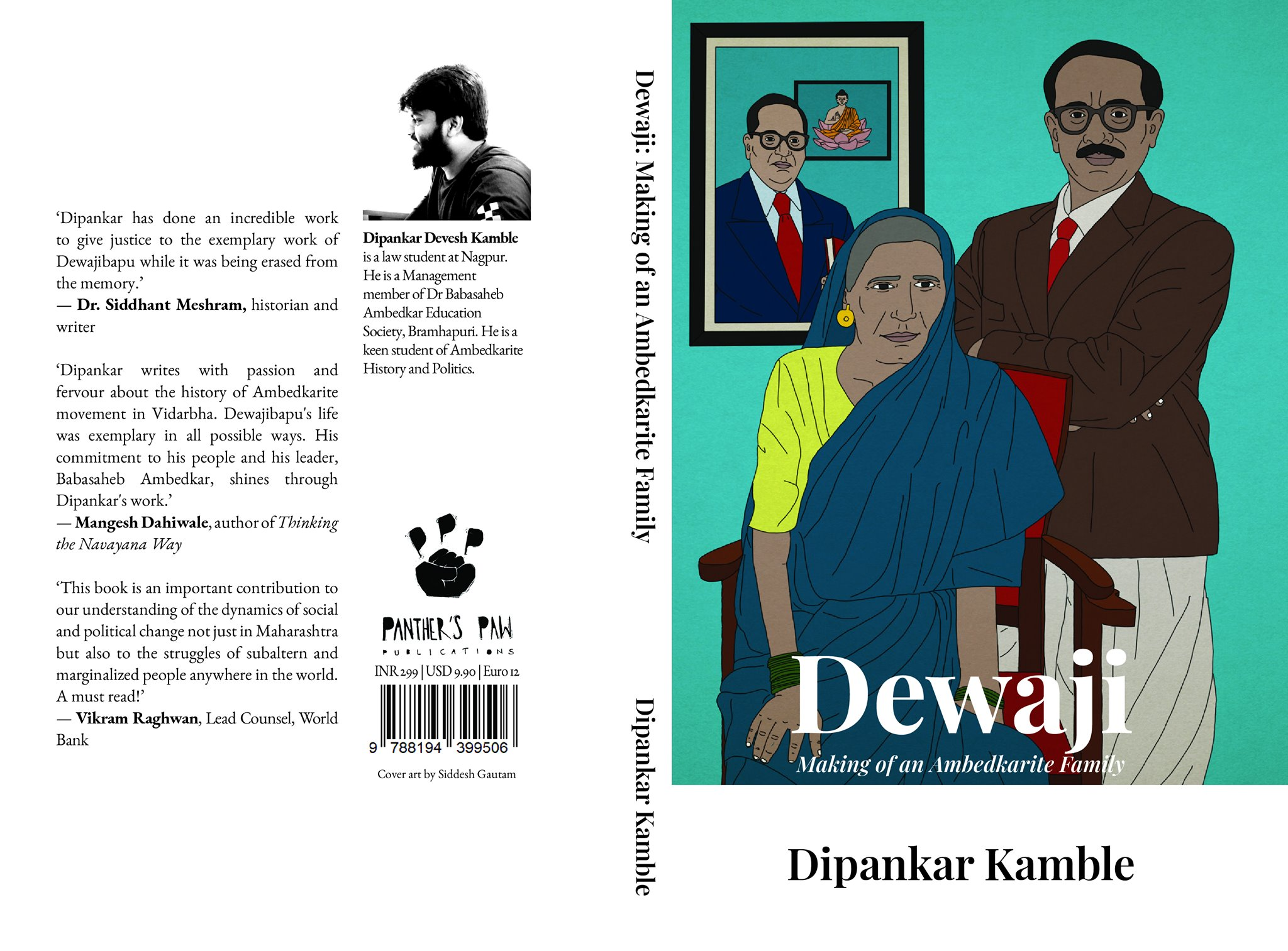 Book Review: Dewaji—Making Of An Ambedkarite Family By Dipankar Kamble
