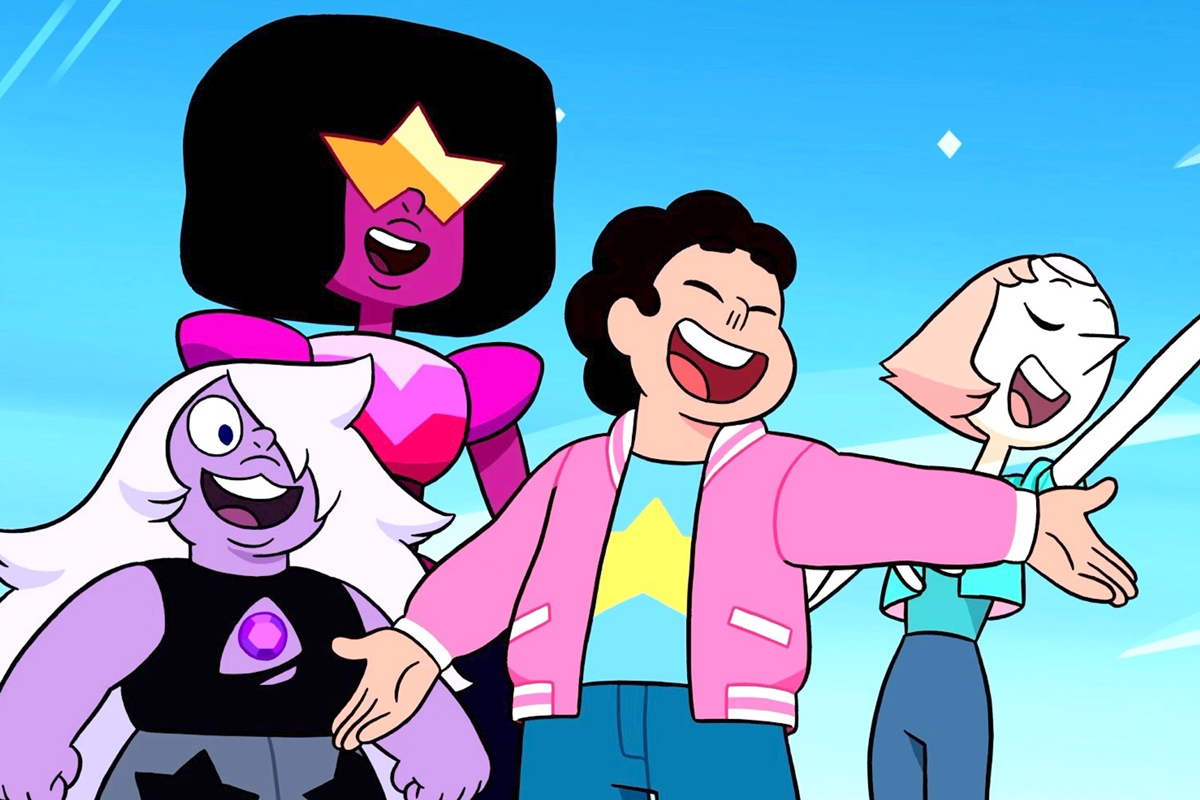 Looking At Rebecca Sugar's Queer Gems In Steven Universe