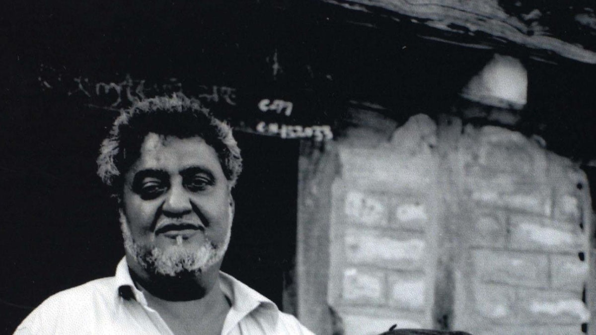 Namdeo Dhassal: The Poet, Politician, and Person