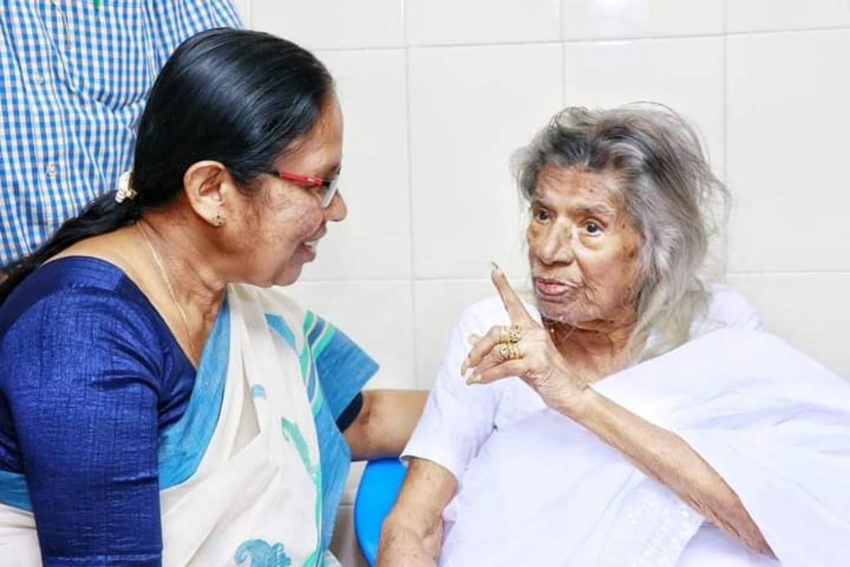 Why The LDF Govt's Exclusion Of 'Rockstar' Shailaja Teacher Reserves Criticism