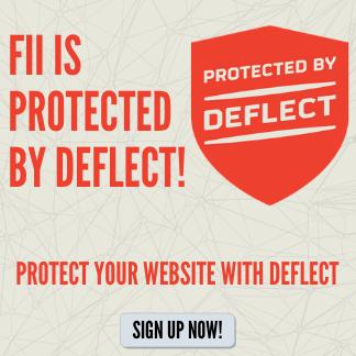 deflect ad poster