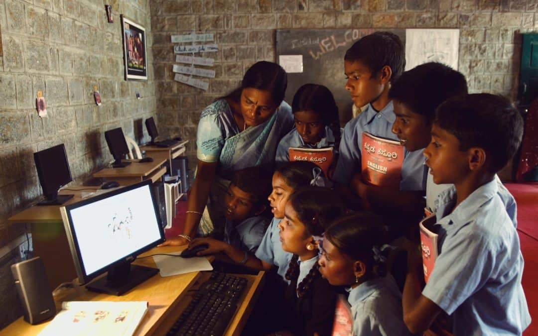 Digital Learning: Covid Underlines Privilege Divide And Inadequate Teacher Training