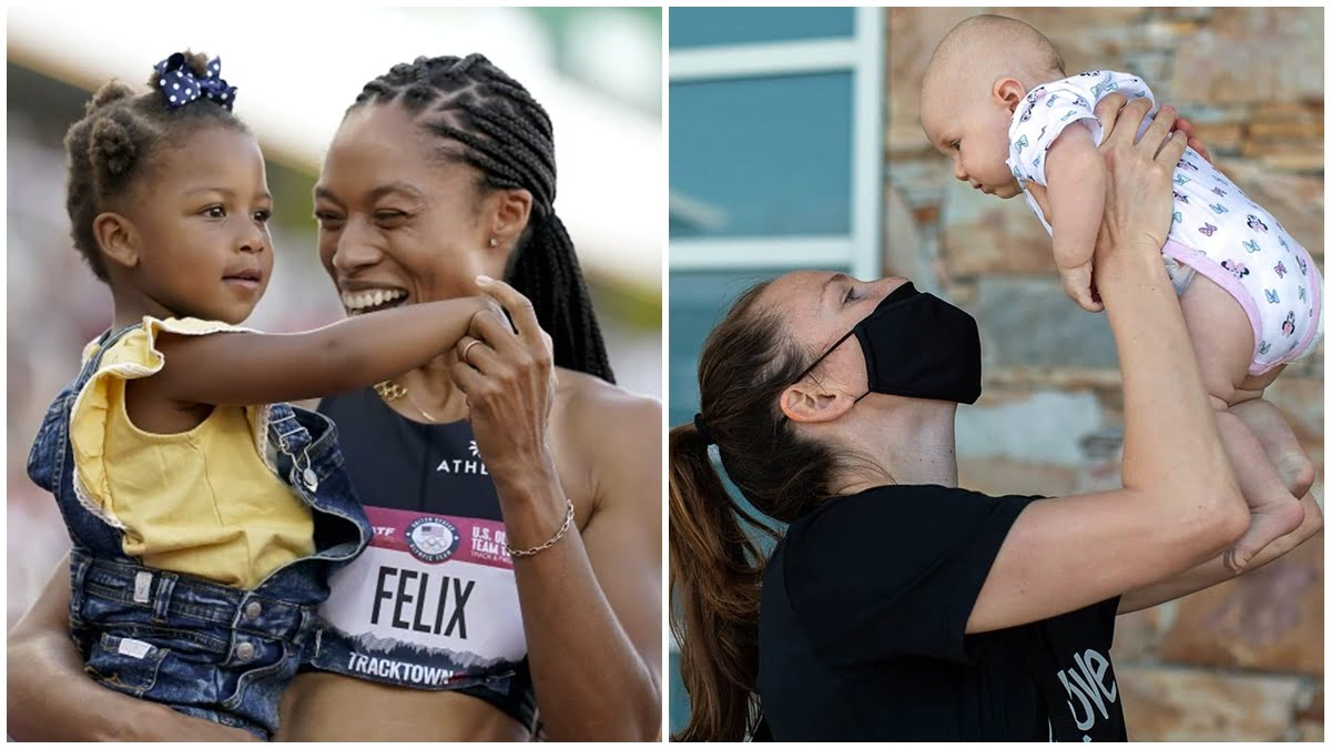 Working Mothers: Tokyo Olympics & Beyond