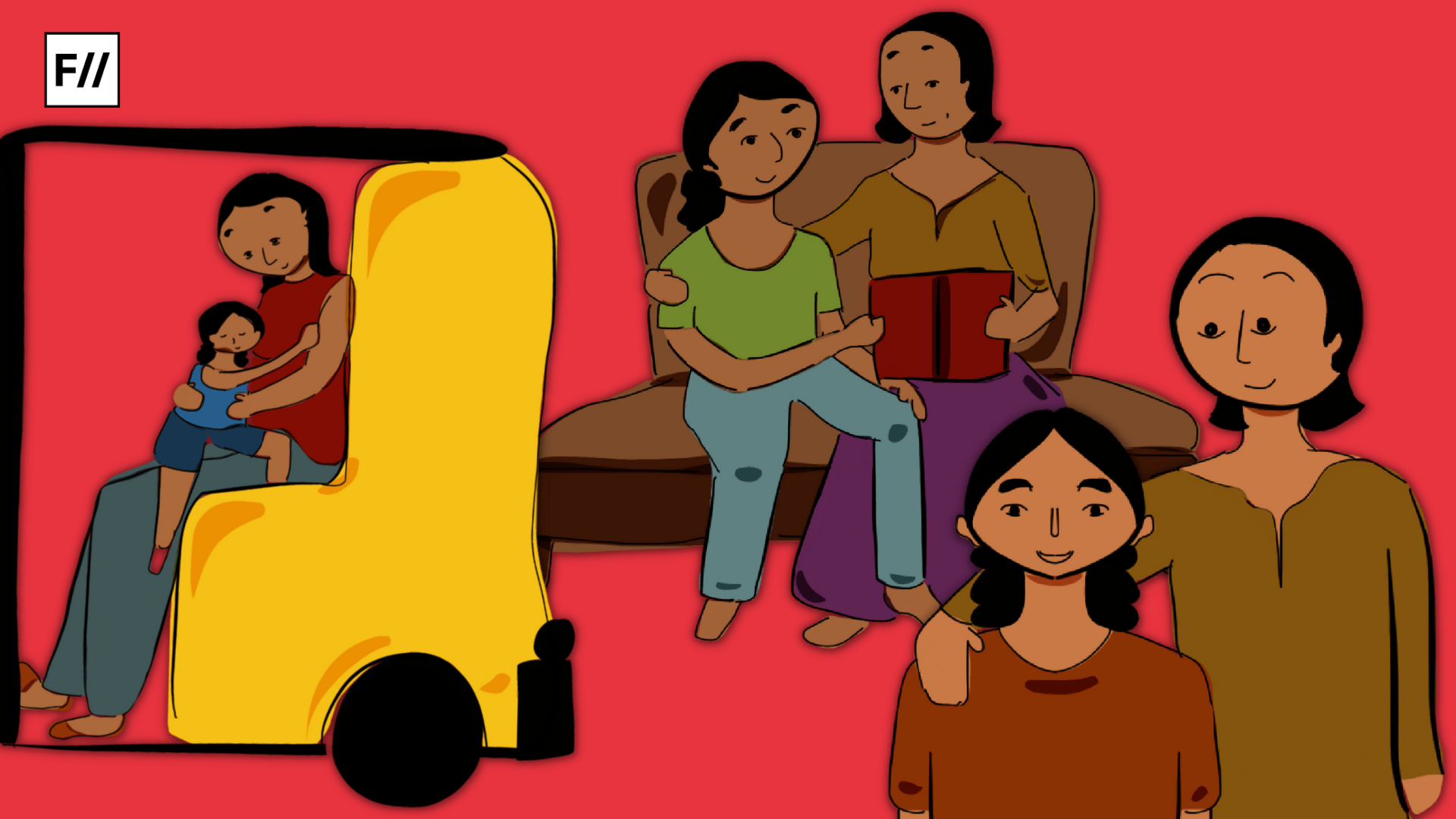 'We Hold On Without Stifling Each Other': Figuring Motherhood Out With An Eight Year Old