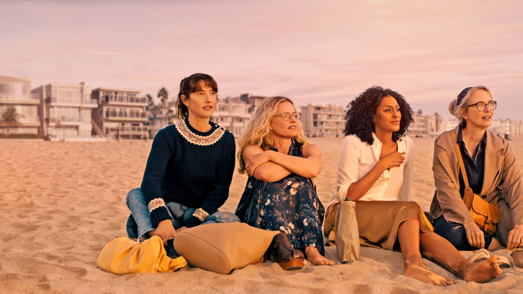 On The Verge: Netflix Comedy Drama Portrays The Maddening Lives Of Middle Aged Women
