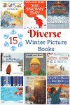 15 Diverse Winter Picture Books