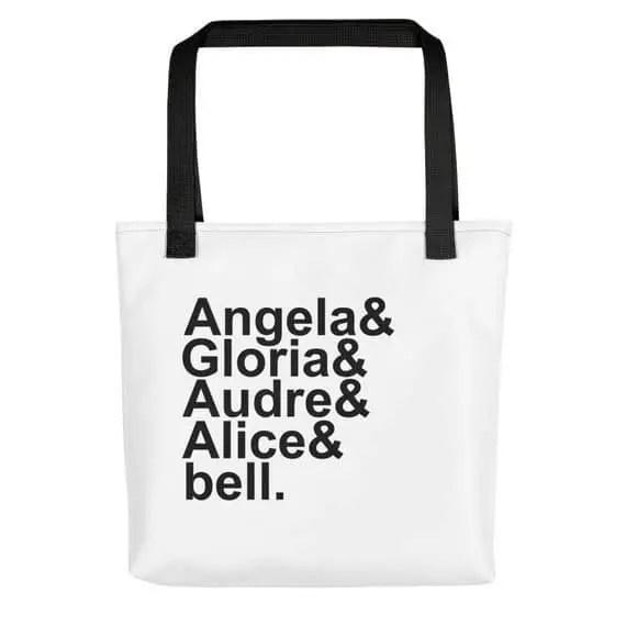 Angela Gloria Audre Alice bell