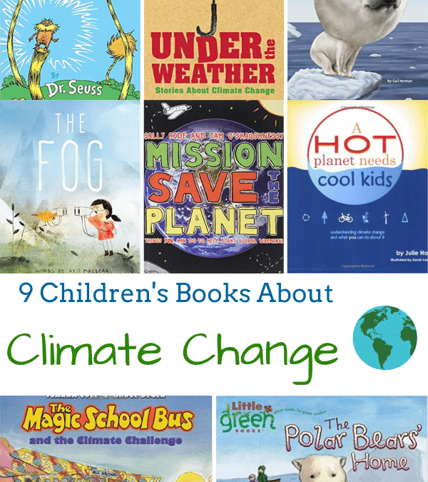 9 Children's Books About Climate Change
