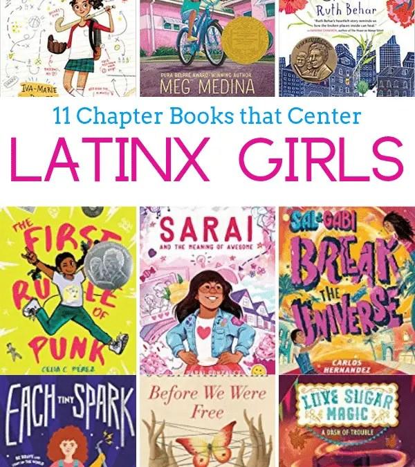 11 Chapter Books that Center Latinx Girls