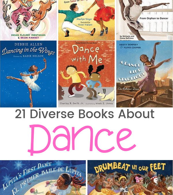 21 Diverse Books About Dance
