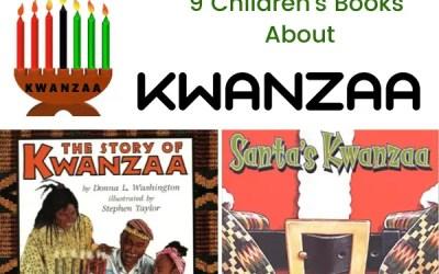 9 Books About Kwanzaa