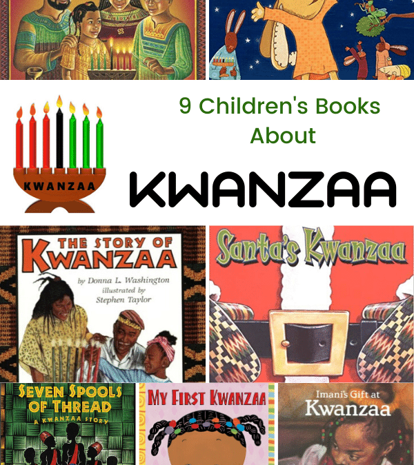 9 Books About Kwanzaa