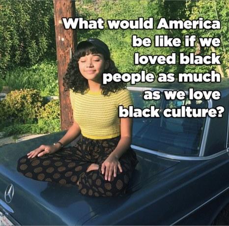If We Loved Black People