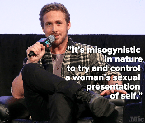Misogynistic in Nature